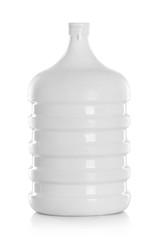 white big gallon for water