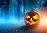 Spooky Halloween Night poster