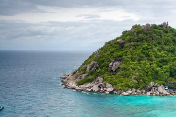 Nang Yuan island in Thailand