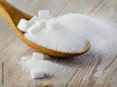 Aluminium Dessert sugar