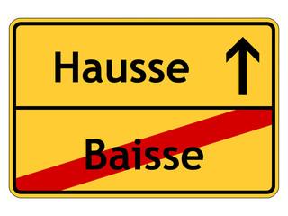Hausse