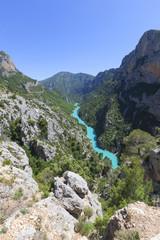 Gorges du Verdon, Provence.