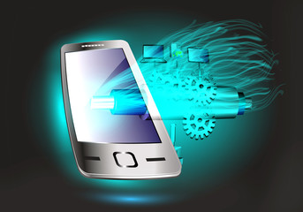 Emerging Mobile technology with ESB and SOA
