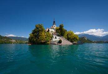 Lake Bled, Slovenian Alps