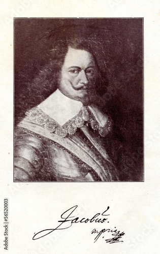 Jacob Kettler, Duke of Courland and Semigallia