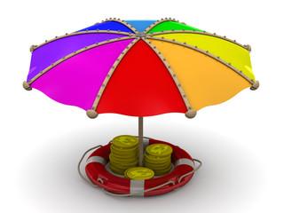 Защита сбережений в фунтах стерлинга. Концепция