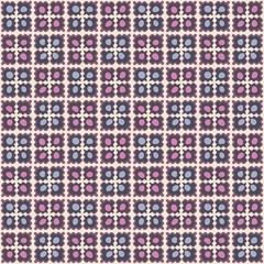 Vector seamless tiled pattern. Wallpaper background