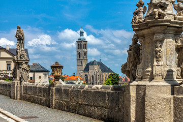 Czech Republic -  UNESCO City Kutna Hora - Church St.Jakuba (Jam