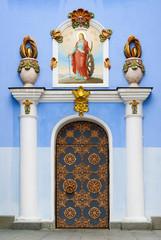 Golden-Domed door