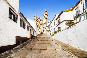 Parish of Our Lady of the Incarnation, Olvera, Cadiz ,Spain.