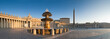 St Peter's Square, Piazza San Pietro, Vatican City, Rome