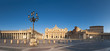 St Peter's Square, Piazza San Pietro, Vatican City, Rome