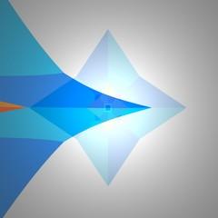 stella con effetto movimento