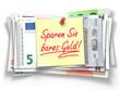 Sparen Sie bares Geld!