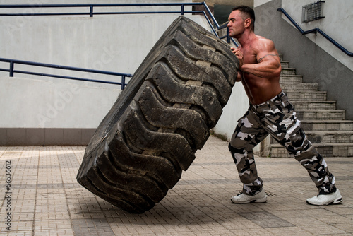 Tire Workout