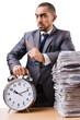 Man not meeting his deadlines