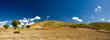 Sardegna, Trexenta, panorama di campagna
