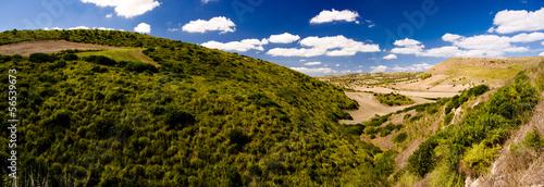Sardegna, panorama di campagna