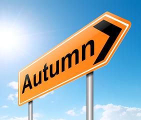 Autumn concept.
