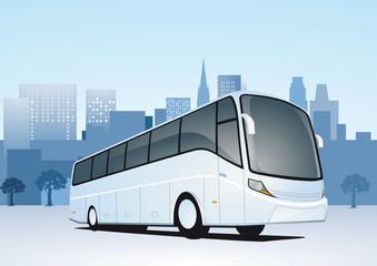 Stadtreisen mit Bus
