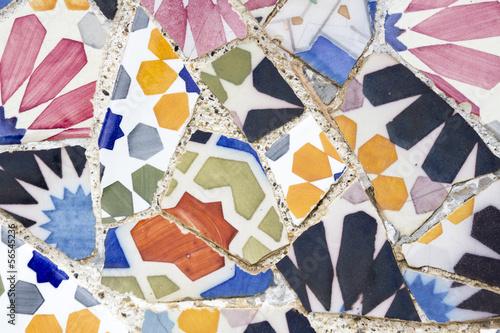 Gaudi's decorates