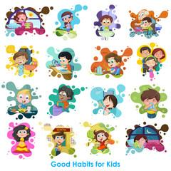 Good Habits Chart