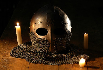 Knight Helmet