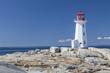 Peggy's Cove lighthouse, Nova Scotia - 56549428