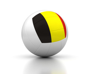 Belgian Volleyball Team