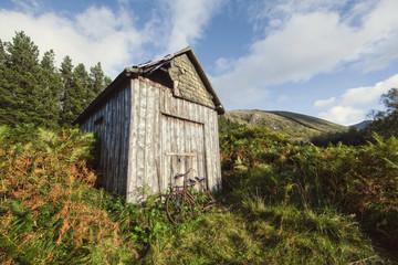 highland shack