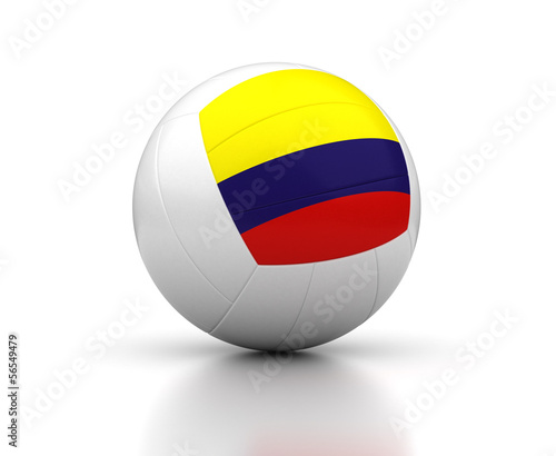 Colombian Volleyball Team