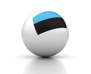 Estonian Volleyball Team