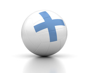 Finnish Volleyball Team