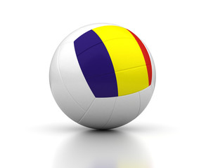 Romanian Volleyball Team