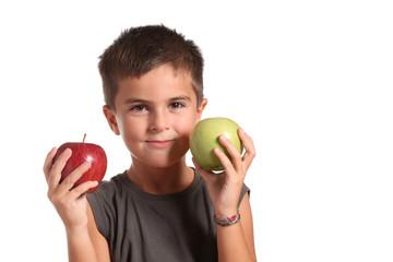 mela verde o rossa - la scelta