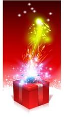 Yeni yıl sürpriz hediye