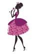 Obrazy na płótnie, fototapety, zdjęcia, fotoobrazy drukowane : Принцесса с розой