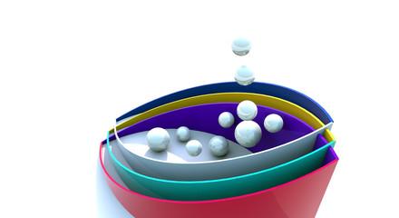 Colori e sfere