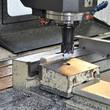 CNC Fräsmaschine im Maschinenbau // mechanical engineering
