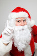 Achtung Weihnachtsmann