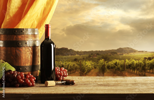 Red Wine © stokkete