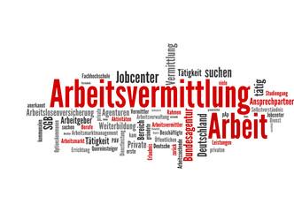 Arbeitsvermittlung (Arbeit, Stellenbörse, PAV)