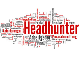 Headhunter (Headhunting, Personalberatung)