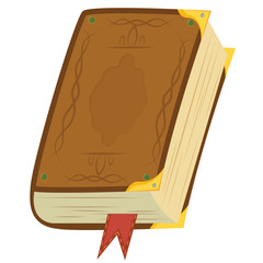 Leather Magic Book
