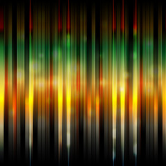 colorful striped abstract background
