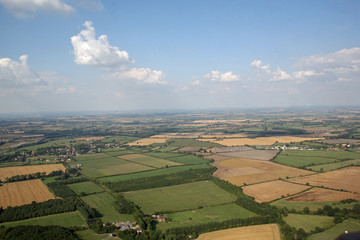 Aerial View of Oxfordsire