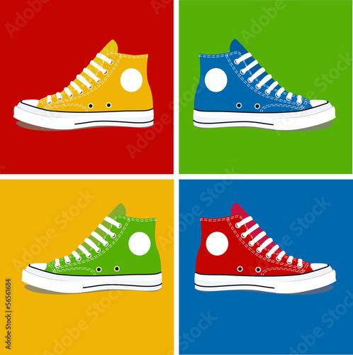 ZAPATILLAS colores 2 - 56561684