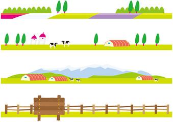 牧場のイメージ
