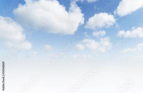 Papiers peints Ciel Big blue sky