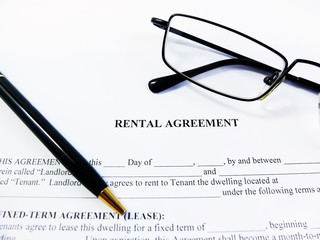 Rental Agreement Concept